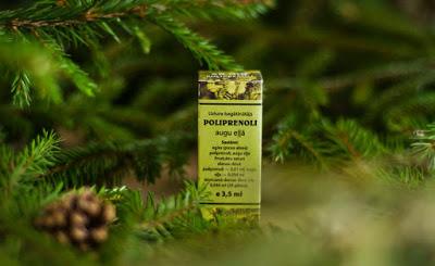 POLIPRENOLIS (VEG lašai)